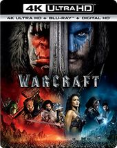 Warcraft (Includes Digital Copy, 4K Ultra HD