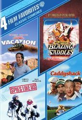 4 Film Favorites - Classic Comedies (4-DVD)