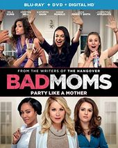 Bad Moms (Blu-ray + DVD)