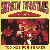 Too Hot for Snakes (Live)