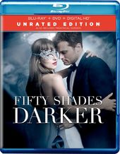 Fifty Shades Darker (Blu-ray + DVD)