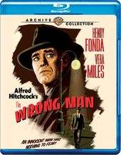 The Wrong Man (Blu-ray)