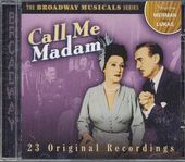 Broadway Musicals Series - Call Me Madam (With