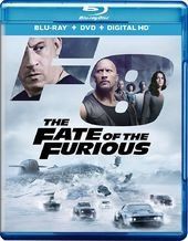 The Fate of the Furious (Blu-ray + DVD)