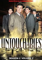 The Untouchables - Season 2 - Volume 2 (4-DVD)