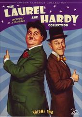 Laurel & Hardy Collection, Volume 2 (3-DVD)