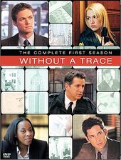 Without A Trace - Complete 1st Season (4-DVD)