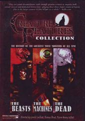 Creature Features Collection: The History of the