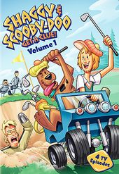 Scooby-Doo: Shaggy & Scooby-Doo Get A Clue!,