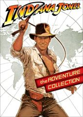 Indiana Jones - The Adventure Collection (3-DVD,