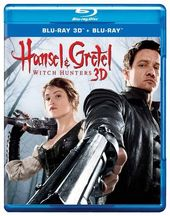 Hansel & Gretel: Witch Hunters (Blu-ray, 3D)