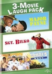 3-Movie Laugh Pack (Major Payne / Sgt. Bilko /