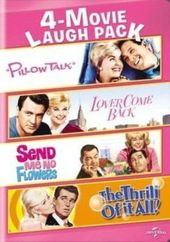 4-Movie Laugh Pack (Pillow Talk / Lover Come Back