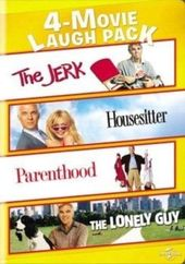 4-Movie Laugh Pack (The Jerk / Housesitter /