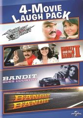 4-Movie Laugh Pack (Smokey and the Bandit /