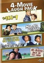 4-Movie Laugh Pack (The Egg and I / Ma & Pa
