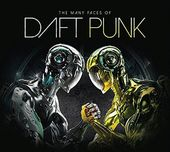 The Many Faces of Daft Punk (3-CD)