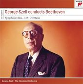 George Szell Conducts Beethoven Symphonies &