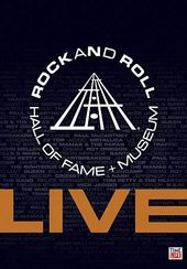 Rock and Roll Hall of Fame + Museum: Live (3-DVD)