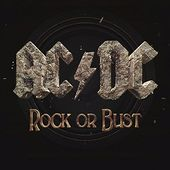 Rock Or Bust / Play Ball (Small Spindle Hole)