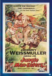 Jungle Jim - Jungle Man-Eaters (Widescreen)