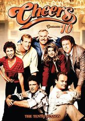 Cheers - Season 10 (4-DVD)