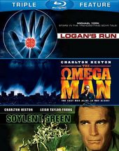Logan's Run / The Omega Man / Soylent Green