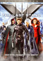 X-Men: The Last Stand (Full Screen)