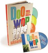 Doo Wop Vocal Group Greats (3-CD, plus bonus CD)