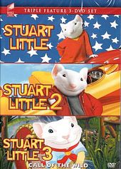 Stuart Little: 3-Movie Collection (3-DVD)