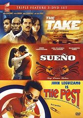 The Take / Sueño / The Pest (3-DVD)