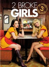 2 Broke Girls - Complete 3rd Season (3-DVD)
