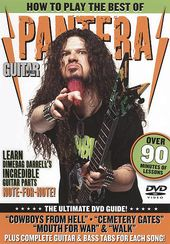 Guitar World: How to Play the Best of Pantera