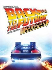 Back to the Future - Complete Adventures (9-DVD)