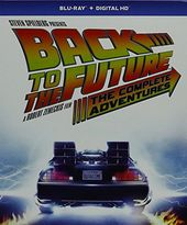Back To The Future - Complete Adventures (Blu-ray)