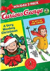 Curious George Holiday 2-Pack (A Very Monkey