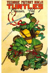 Teenage Mutant Ninja Turtles Classics, 1