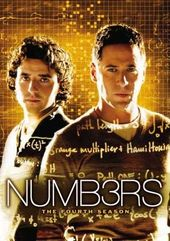 Numb3rs - Complete 4th Season (5-DVD)