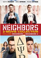 Neighbors 2-Movie Collection (2-DVD)