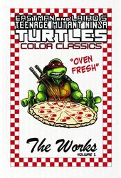 Teenage Mutant Ninja Turtles: The Works 1