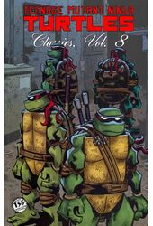 Teenage Mutant Ninja Turtles Classics 8