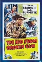 The Kid from Broken Gun (Full Screen)