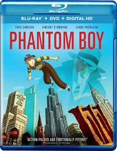 Phantom Boy (Blu-ray + DVD)