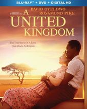 A United Kingdom (Blu-ray + DVD)