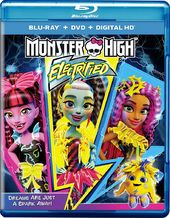 Monster High:Electrified (Blu-ray)