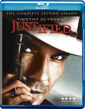 Justified - Season 2 (Blu-ray)