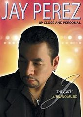 Jay Perez - Up-Close and Personal