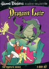 Dragon's Lair - Complete Series (2-DVD)