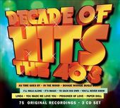 Decade of Hits: The 40's (3-CD)