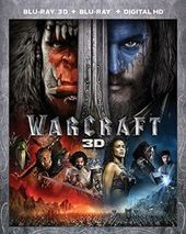 Warcraft 3D (Blu-ray)